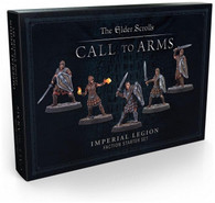 Modiphius Elder Scrolls Call To Arms RPG Expansion - Imperial Legion Plastic Faction Starter