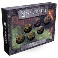 Warcradle Studios Warcradle Swamp and Industrial Small Bases Set 60 bases and base inserts