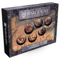 Warcradle Studios Warcradle Mesa and Frontier Town Small Bases Set 60 bases and base inserts
