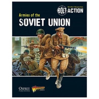 Warlord Games Bolt Action Book - Armies of the Soviet Union