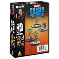 Atomic Mass Games Marvel Crisis Protocol - Ant Man and Wasp