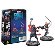 Atomic Mass Games Marvel Crisis Protocol - Thor and Valkyrie