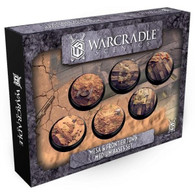 Warcradle Studios Warcradle Mesa and Frontier Town Medium Bases Set 36 bases and base inserts
