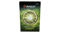 Wizards of the Coast Magic Special - Commander Collection Green