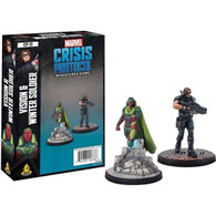 Atomic Mass Games Marvel Crisis Protocol - Vision and Winter Soldier