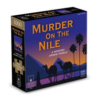 BePuzzled Murder Mystery Puzzle - Murder on the Nile