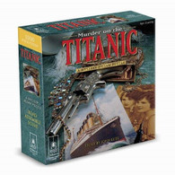BePuzzled Murder Mystery Puzzle - Murder on the Titanic