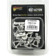 Warlord Games Bolt Action US - US Airborne 57mm AT Gun and Crew