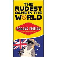 Big Play Games The Rudest Game In The World - Bogans Edition