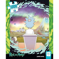 USAopoly Rick and Morty Shy Pooper Puzzle1000pc