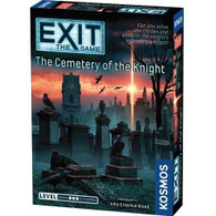 Kosmos Exit The Game - The Cemetery of the Knight