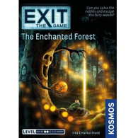 Kosmos Exit The Game - The Enchanted Forest