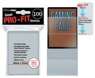 Ultra Pro Sleeves Ultra Pro - Pro-Fit - Japanese Clear 100ct