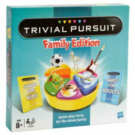 Hasbro Trivial Pursuit - Family Edition