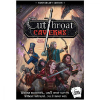 Smirk and Dagger Games Cutthroat Caverns Anniversary Edition