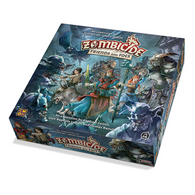 CMON Zombicide - Friends and Foes