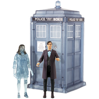 Character Group Doctor Who - Hide Caliburn House Action Figure Adventure Set