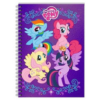 Licensing Essentials My Little Pony - Notebook Foil