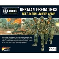 Warlord Games Bolt Action - German Grenadiers Starter Army
