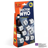 Hub Games Rorys Story Cubes - Doctor Who