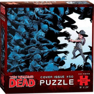 USAopoly The Walking Dead Cover Art Issue #50 Puzzle 550pc