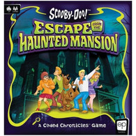 The Op Scooby-Doo Escape from the Haunted Mansion