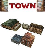 Room 17 Tenfold Dungeon - The Town