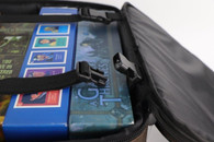 Lets Play Games LPG - Game Essentials Board Game Bag Brown