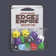 Fantasy Flight Games Star Wars - Roleplaying Dice Edge Of The Empire