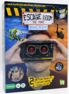 Identity Games Escape Room the Game Expansion - Virtual Reality