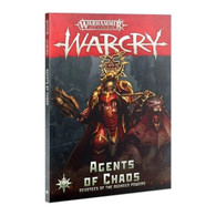 Games Workshop Warcry Manual - Agents of Chaos