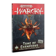 Games Workshop Warcry Manual - Tome of Champions 2020