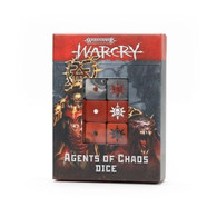 Games Workshop Warcry Dice - Agents of Chaos