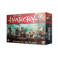 Games Workshop Warcry Warband - Scions of the Flame