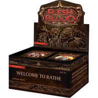 Legend Story Studios Flesh and Blood Booster Box - Welcome to Rathe Unlimited
