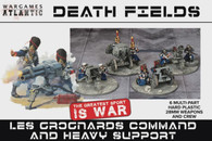 Wargames Atlantic Death Fields - Les Grognards Command and Heavy Support