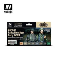 Vallejo Vallejo 70186 Model Air WWII US Tank Crew 8 Colour Acrylic Paint Set