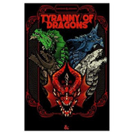 Wizards of the Coast DandD - Tyranny of Dragons