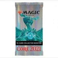 Wizards of the Coast Magic Collector Booster - Core Set 2021