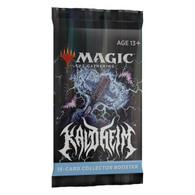 Wizards of the Coast Magic Collector Booster - Kaldheim