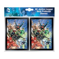 Cryptozoic Entertainment Justice League Deck Protector Sleeves