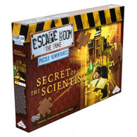 Identity Games Escape Room the Game Secret of the Scientist Expansion