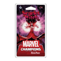 Fantasy Flight Games Marvel Champions Hero Pack - 10 Scarlet Witch