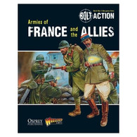 Warlord Games Bolt Action Book - Armies of France and the Allies