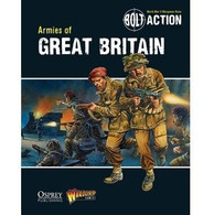 Warlord Games Bolt Action Book - Armies of Great Britain