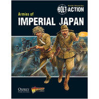 Warlord Games Bolt Action Book - Armies of Imperial Japan