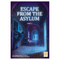Lifestyle Boardgames Escape from the Asylum Part 1 and 2