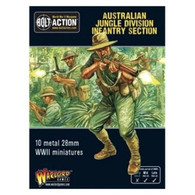 Warlord Games Bolt Action - Australian Jungle Division Infantry Section