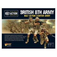 Warlord Games Bolt Action - British 8th Army Starter Army