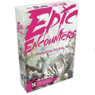 Steamforged Games Epic Encounters - Hall of the Orc King